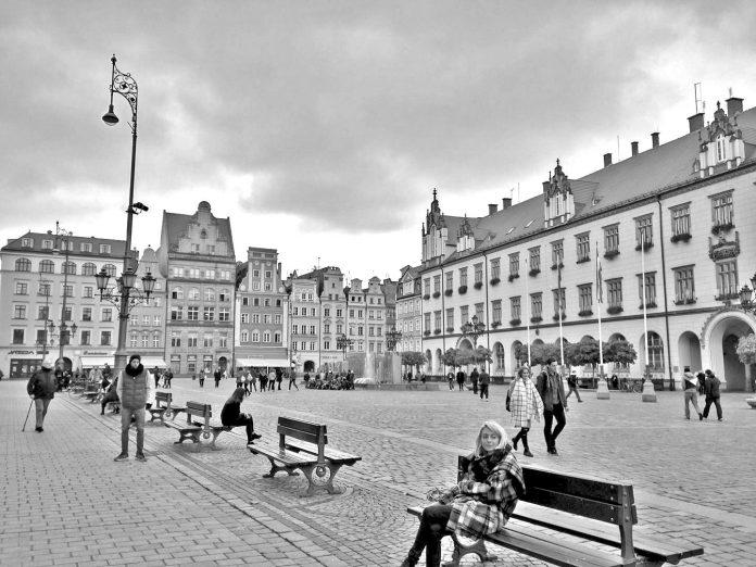 Вроцлав Площа Ринок