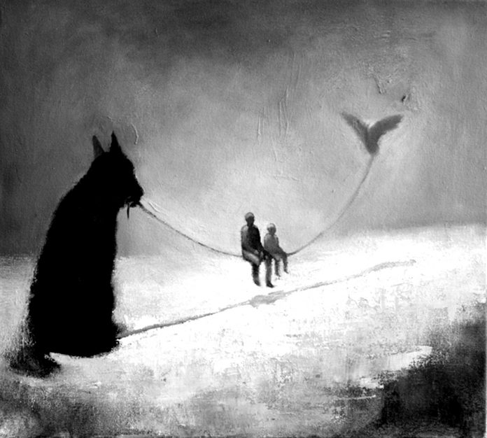 ілюстрація: Самулі Хеймонен (Фінляндія)