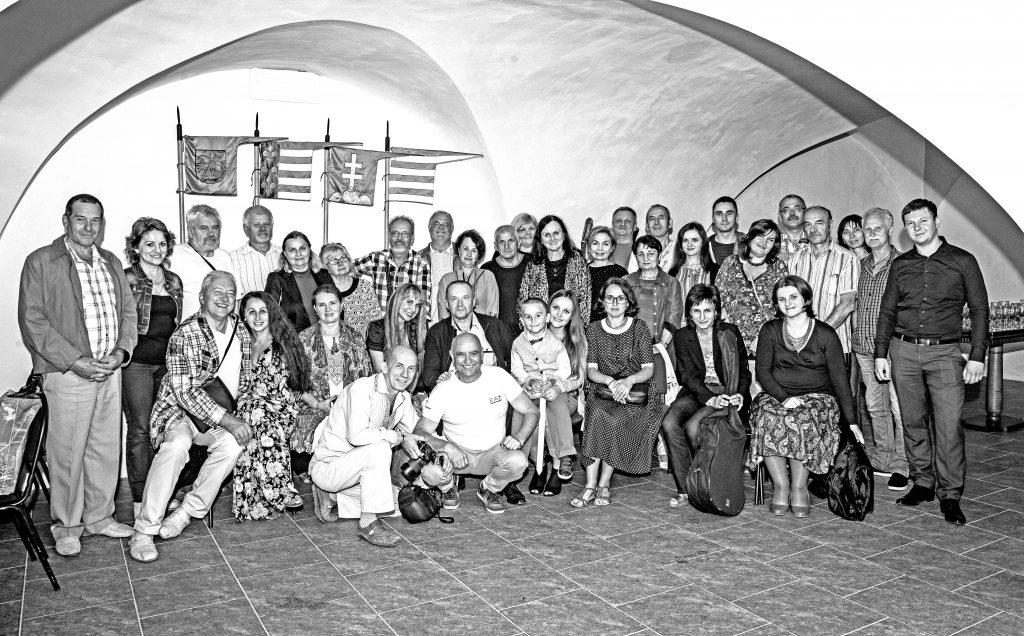 Учасники фестивалю: фото на згадку