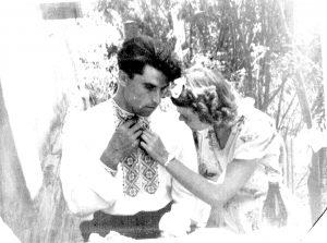 Григір і Людмила Тютюнники