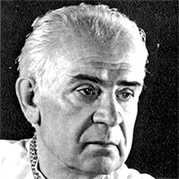 Микола ШУДРЯ