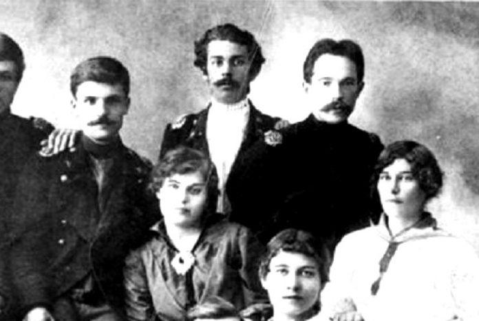 Павло Тичина, 1917 р.