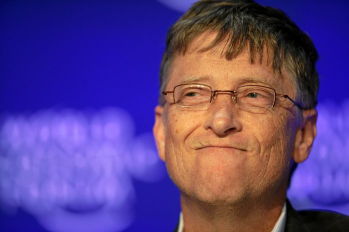 Білл Гейтс, фото Вікіпедії