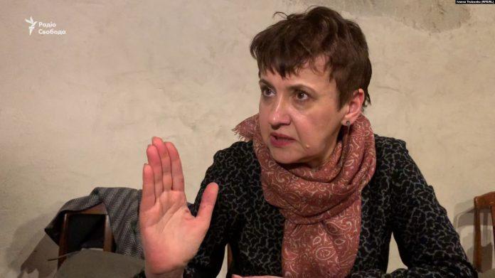 Оксана Забужко / фото: Радіо Свобода