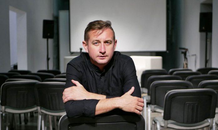 Сергій Жадан. Фото УП