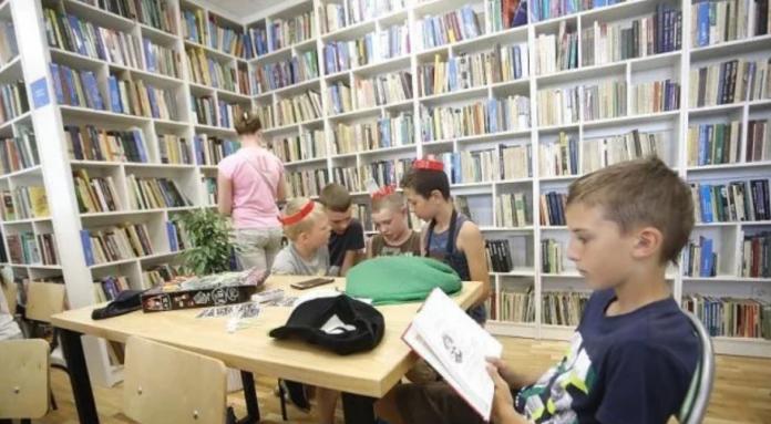 Wiki Бібліотека у Львові / фото: Львівська міськрада