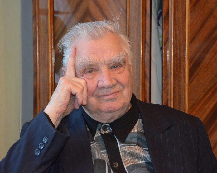 Юрій Мушкетик Фото Володимира Коскіна