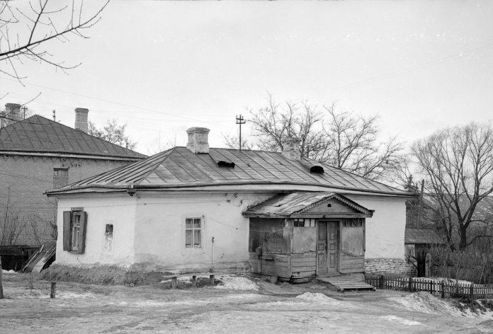 Вигляд хати у 1959 році