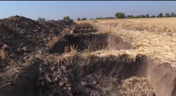 Археологічні розкопки на Мамай-Горі