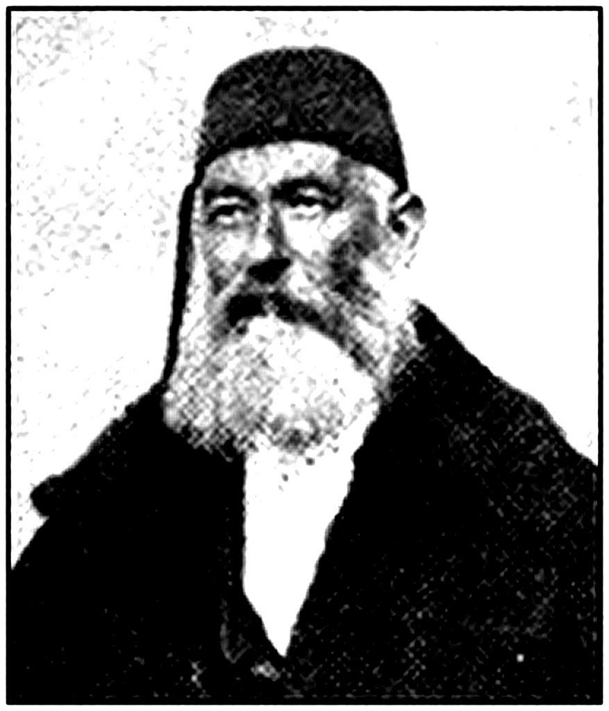 Граф В. Ржевуський.